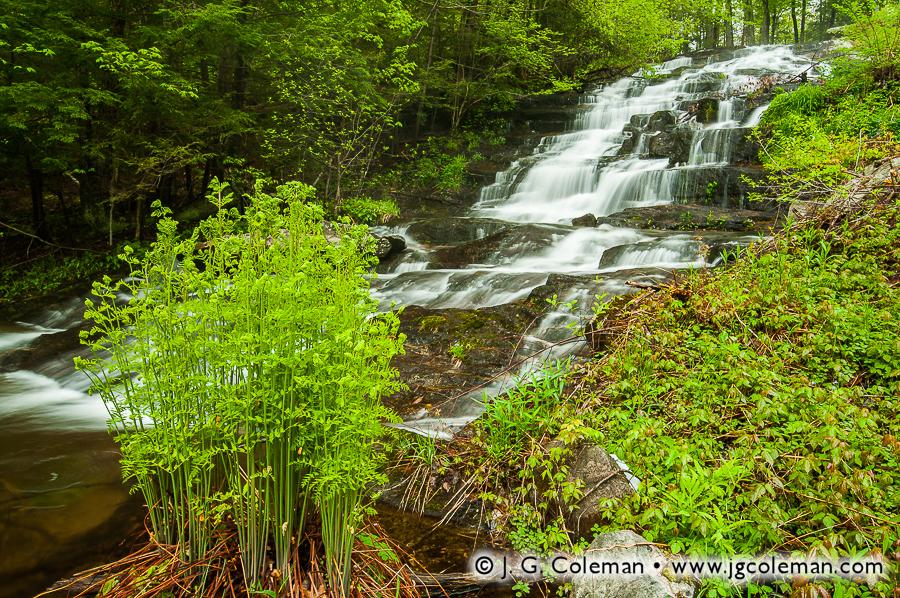Burr Falls • Torrington, CT