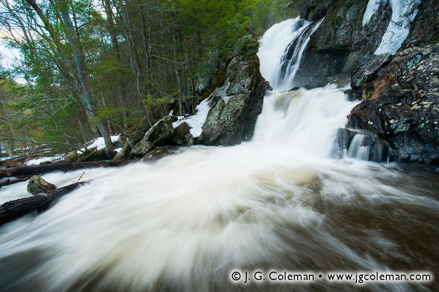 Campbell Falls • Near Norfolk, CT